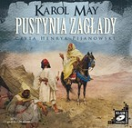 Pustynia zagłady Karol May - audiobook mp3
