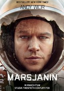 Marsjanin Andy Weir - ebook mobi, epub