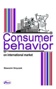 Consumer behavior on international market Sławomir Smyczek - ebook pdf