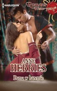 Dama w haremie Anne Herries - ebook epub, mobi