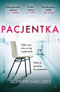 Pacjentka Alex Michaelides - ebook mobi, epub