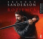 Rozjemca Brandon Sanderson - audiobook mp3