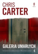 Galeria umarłych Chris Carter - ebook epub, mobi