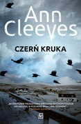 Czerń kruka Ann Cleeves - ebook mobi, epub