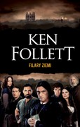 Filary ziemi Ken Follett - ebook mobi, epub