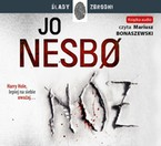 Nóż Jo Nesbø - audiobook mp3