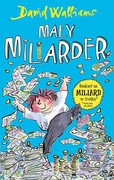 Mały miliarder David Walliams - ebook epub, mobi