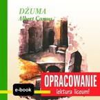 """Dżuma"" Albert Camus - ebook mobi, epub"