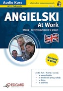 Angielski. At Work - audiobook mp3, pdf