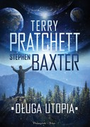 Długa utopia Terry Pratchett - ebook mobi, epub