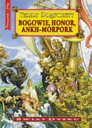Bogowie, honor, Ankh-Morpork Terry Pratchett - ebook mobi, epub