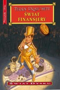 Świat finansjery Terry Pratchett - ebook mobi, epub