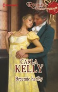 Brzemię hańby Carla Kelly - ebook mobi, epub