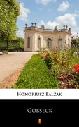 Gobseck Honoriusz Balzak - ebook mobi, epub