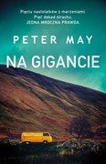 Na gigancie Peter May - ebook epub, mobi