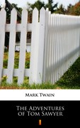 The Adventures of Tom Sawyer Mark Twain - ebook epub, mobi