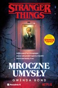 Stranger Things: Mroczne umysły Gwenda Bond - ebook epub, mobi