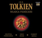 Władca Pierścieni. Tom 1–3 J. R. R. Tolkien - audiobook mp3
