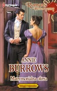 Matrymonialna oferta  Annie Burrows - ebook mobi, epub