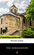 The Ambassadors Henry James - ebook epub, mobi