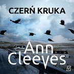 Czerń kruka Ann Cleeves - audiobook mp3