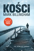 Kości Mark Billingham - ebook mobi, epub