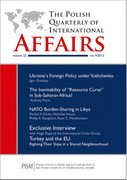 The Polish Quarterly of International Affairs 4/2013 - eprasa pdf, epub, mobi