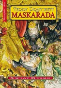 Maskarada Terry Pratchett - ebook mobi, epub