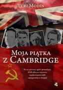 Moja piątka z Cambridge Yuri Modin - ebook epub, mobi