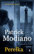 Perełka Patrick Modiano - ebook epub, mobi
