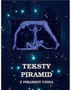 Teksty piramid z piramidy Unisa - ebook mobi, epub