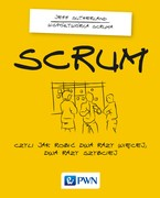 Scrum Jeff Sutherland - ebook mobi, epub