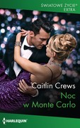 Noc w Monte Carlo Caitlin Crews - ebook mobi, epub