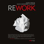 Rework Jason Fried - audiobook mp3
