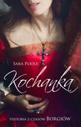 Kochanka Sara Poole - ebook mobi, epub