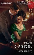 Nocne koncerty Diane Gaston - ebook epub, mobi
