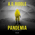 Pandemia A.G. Riddle - audiobook mp3