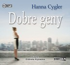 Dobre geny Hanna Cygler - audiobook mp3