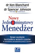 Nowy jednominutowy menedżer Spencer Johnson - ebook mobi, epub