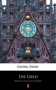 Die Gred Georg Ebers - ebook epub, mobi