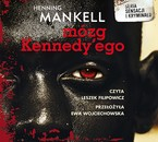 Mózg Kennedy'ego Henning Mankell - audiobook mp3