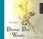Piotruś Pan i Wendy James Matthew Barrie - audiobook mp3
