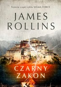 Czarny zakon James Rollins - ebook epub, mobi