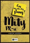 Mity PR-u Richard Leigh - ebook epub, mobi