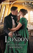 Lottie i kapitan Mackenzie Julia London - ebook mobi, epub