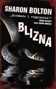 Blizna Sharon Bolton - ebook mobi, epub