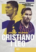 Cristiano i Leo Jimmy Burns - ebook mobi, epub