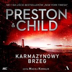 Karmazynowy brzeg Lincoln Child - audiobook mp3