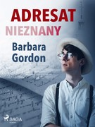 Adresat nieznany Barbara Gordon - ebook epub, mobi