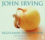 Regulamin tłoczni win John Irving - audiobook mp3